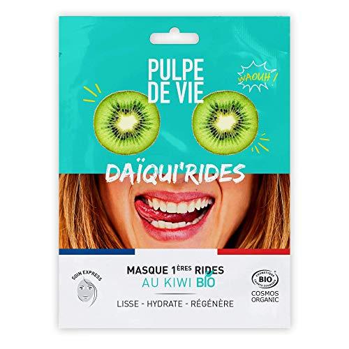 Pulpe De Vie Masque Tissu 1eres Rides Bio Daiqui...