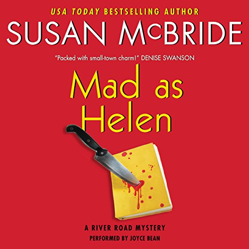 Mad as Helen audiobook cover art