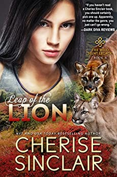 Leap of the Lion (The Wild Hunt Legacy Book 4) by [Cherise Sinclair]