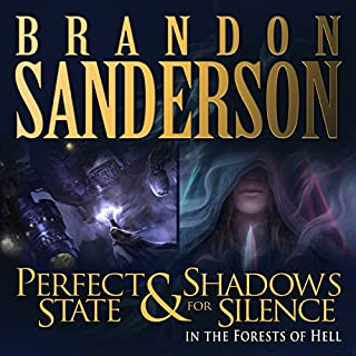 Shadows for Silence in the Forests of Hell & Perfect State cover art