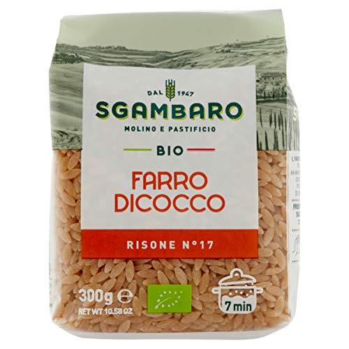 Sgambaro Risone N.17, Farro Dicocco, 300g