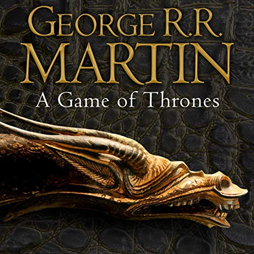 A Game of Thrones     Book 1 of A Song of Ice and Fire              By:                                                                                                                                 George R. R. Martin                               Narrated by:                                                                                                                                 Roy Dotrice                      Length: 33 hrs and 45 mins     2,531 ratings     Overall 4.7