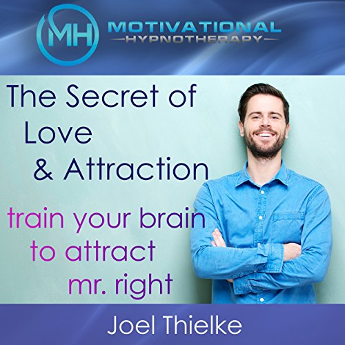 The Secret of Love and Attraction audiobook cover art