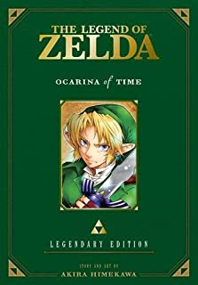 The Legend of Zelda: Ocarina of Time -Legendary Edition- (The Legend of Zelda - Legendary Edition)