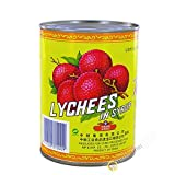 Lychees in Sirup 567g Litschis Dose