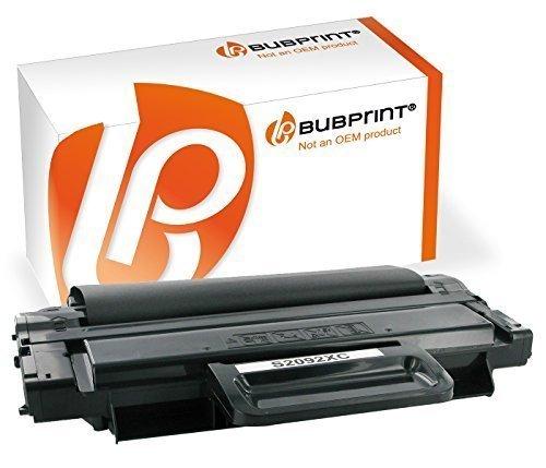 Bubprint Toner kompatibel für Samsung MLT-D2092L/ELS für ML-2855ND SCX-2855 SCX-4824FN SCX-4824 Series SCX-4825 SCX-4825FN SCX-4828FN Schwarz