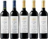 Winery アルゼンチン最古のワイナリーが標高1000m以上の畑から造る、標高別の飲み比べが出来る濃厚赤ワイン5本セット 750ml×5