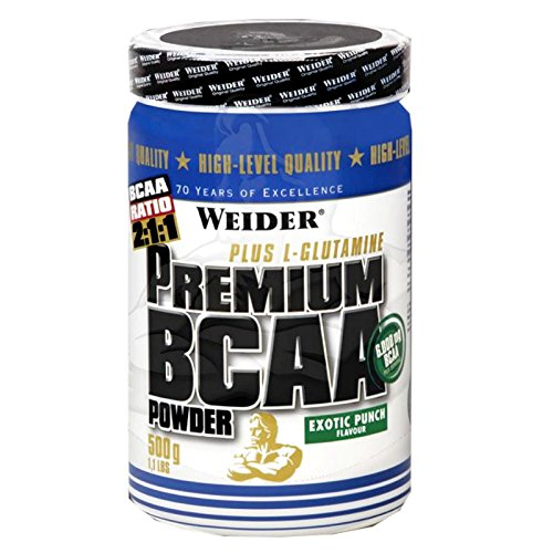 Weider Premium BCAA Powder Cherry-Coconut, 500 g