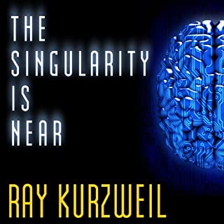 The Singularity Is Near     When Humans Transcend Biology              By:                                                                                                                                 Ray Kurzweil                               Narrated by:                                                                                                                                 George K. Wilson                      Length: 24 hrs and 39 mins     1,397 ratings     Overall 4.0