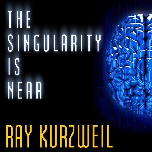 The Singularity Is Near audiobook cover art
