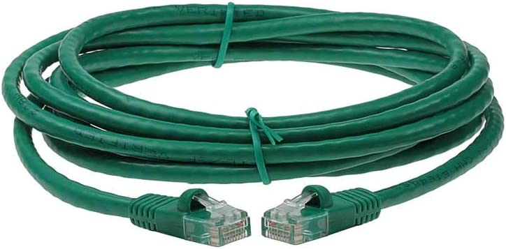 Blue Ethernet Network Cable 550Mhz Snagless Patch Cable SF Cable 200ft Cat 6 Unshielded 24AWG 4pair Stranded Copper Wire RJ45 Plugs UTP