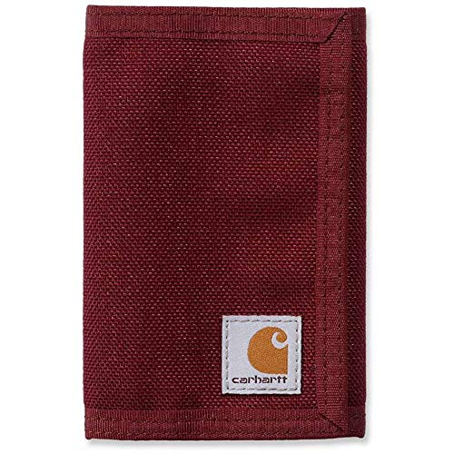 Carhartt Extreme Trifold portemonnee rood
