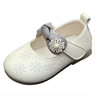 GUHUA Zapatos Suaves para Niños Pequeños,Zapatos De Princesa ...