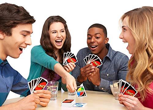 Mattel Uno Playing Card Game 2