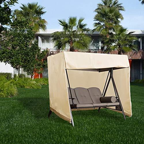 Funda for sillas de Columpio Silla de Exterior for Colgar en el Patio, Resistente al Agua Polvo, for jardín al Aire Libre Protectora Impermeable for Muebles (Size : M)