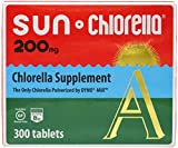 SUN CHLORELLA - Chlorella Supplement, Vitamin-Enriched and Vegan-Friendly...