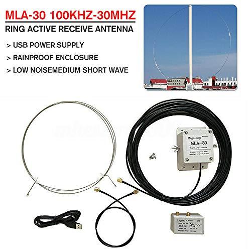 StepWorlf MLA-30 Loop Antena activa antena receptora