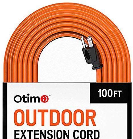 100 ft extension cord - 8
