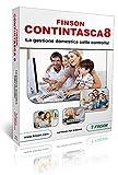 Contintasca 8 - Software gestionale per la contabilità familiare e personale