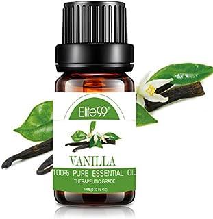 comprar comparacion Elite99 Aceites Esenciales, Aceites Esenciales para Humidificadores de Vainilla, Aceites de Aromaterapia 100% Puros 10ml