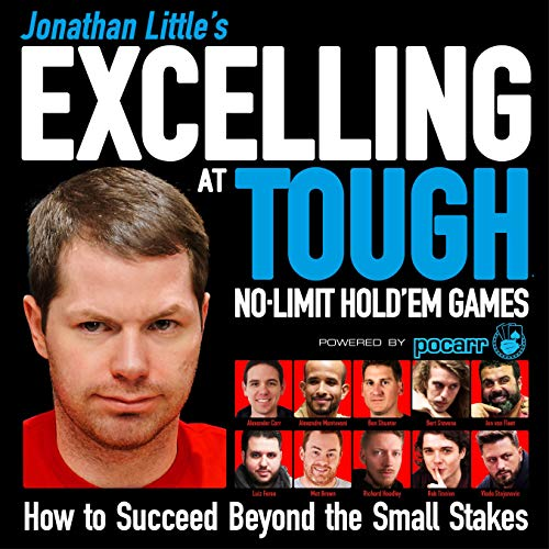 Jonathan Little's Excelling at Tough No-Limit Hold'em Games Titelbild