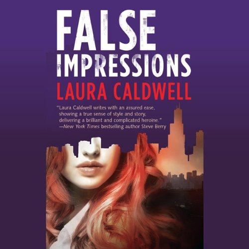 False Impressions audiobook cover art