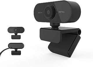 1280 * 720P كاميرا ويب، وكاميرا HD USB كاميرا الكمبيوتر البسيطة ميكروفون مدمج، 360 للتدوير، لأجهزة الكمبيوتر المحمولة، سطح...