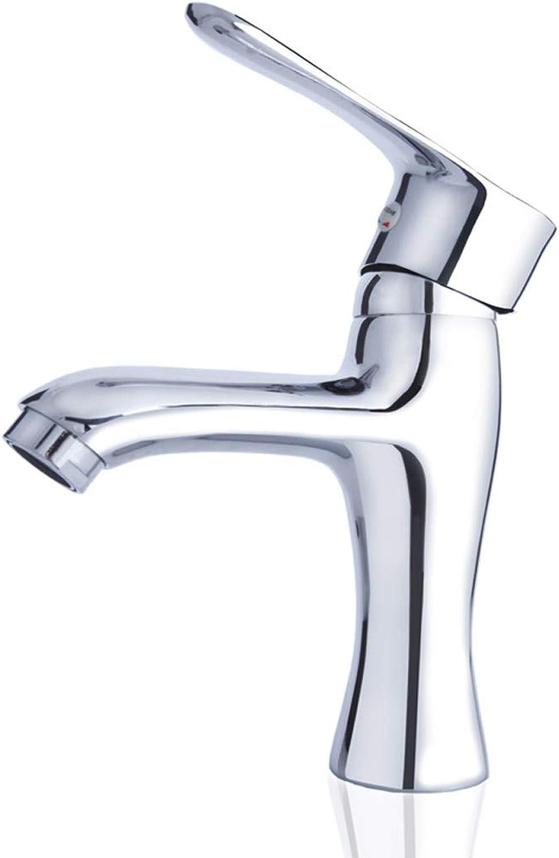Todos los productos obtienen hasta un 34% de descuento. Grifo TONGTONG SHOP SHOP SHOP Faucet, Copper Single Hole, Agua Fría Y Caliente, Lavabo De Bao, Lavabo, Faucet (Edition    2)  promociones