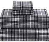 Best Flannel Sheets - Ruvanti 100% Cotton 4 Piece Flannel Sheets Full Review