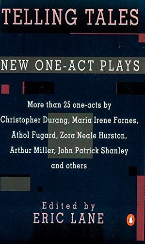 Telling Tales: New One-Act Plays