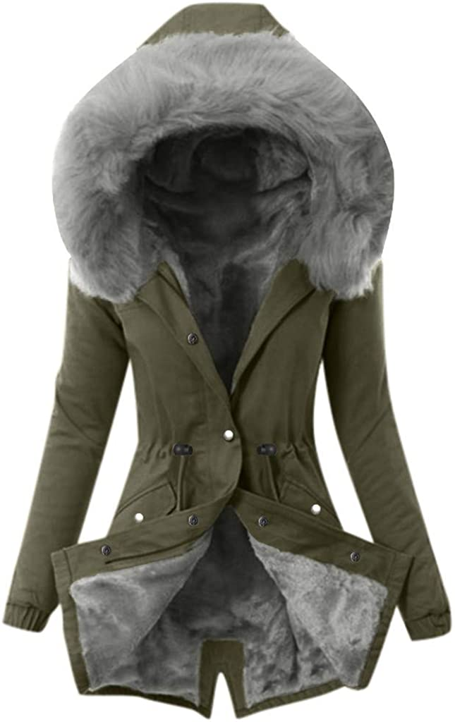 Charlotte Mall Whitleig Stlylish It is very popular Top Blouse Ladies Womens Coat Lining Fur Winte