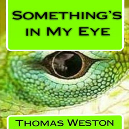 Something's in My Eye audiobook cover art