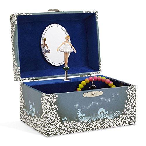 Jewelkeeper - Caja de Música para Joyas, con Hada