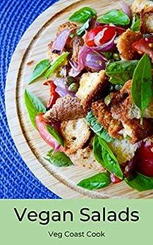 Vegan Salads by [Veg Coast Cook]