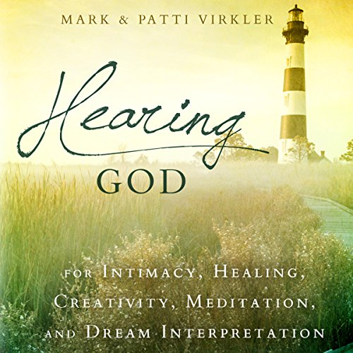 Hearing God audiobook cover art