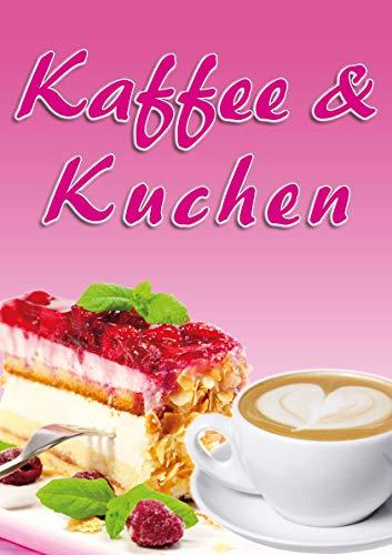 Poster koffie & cake