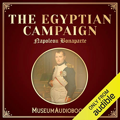 The Egyptian Campaign audiobook cover art