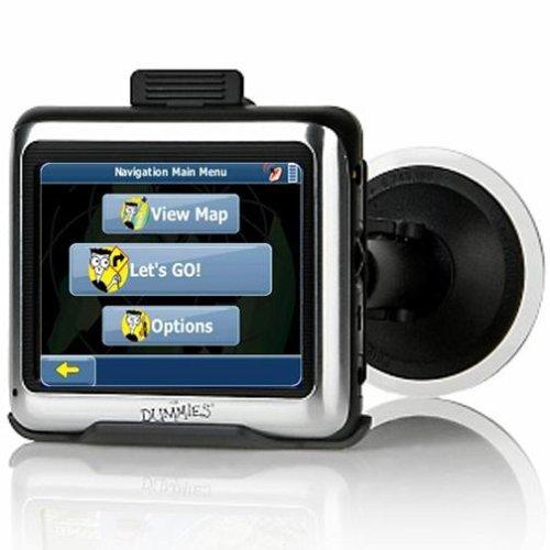 GPS Navigation For Dummies FD-350 3.5-Inch Portable GPS Navigator