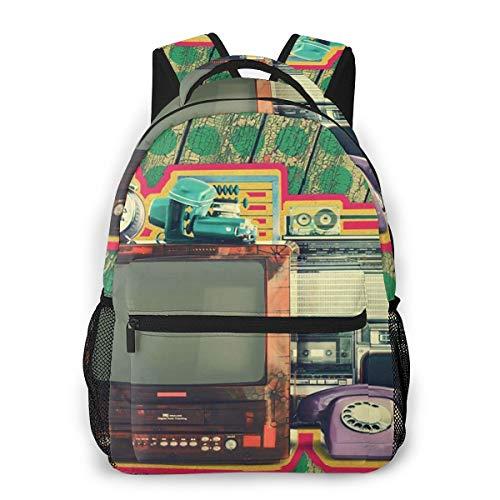 Rucksack Männer Und Damen, Laptop Rucksäcke für 14 Zoll Notebook, Haushalt Kinderrucksack Schulrucksack Daypack für Herren Frauen