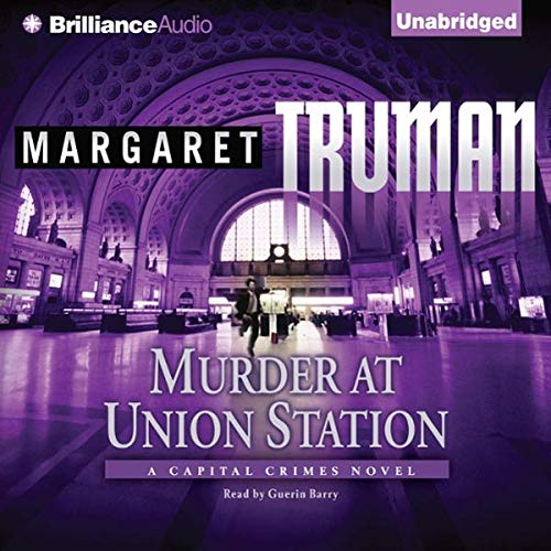 Murder at Union Station audiobook cover art