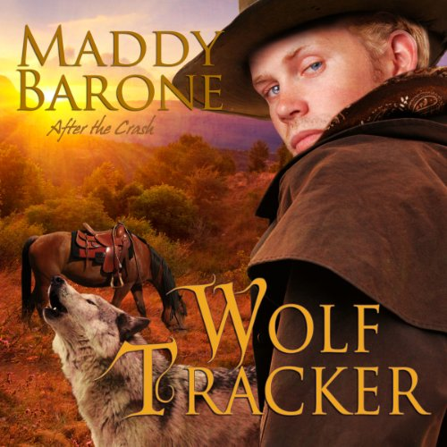 Wolf Tracker audiobook cover art