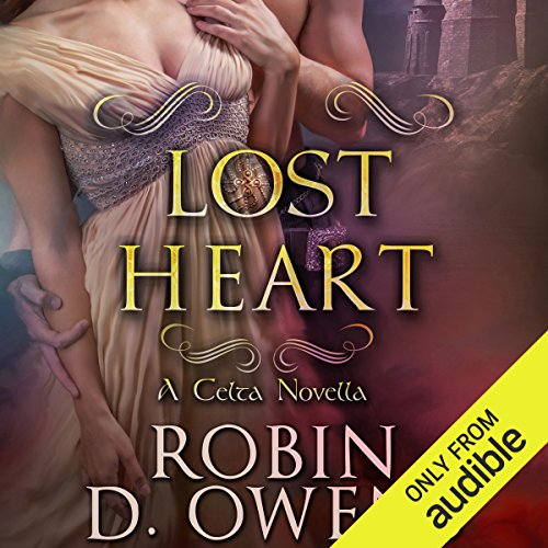 Lost Heart audiobook cover art