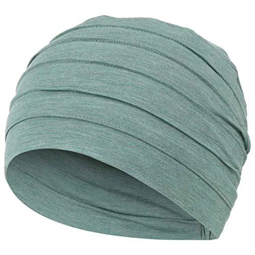 Christine Headwear Turbante Yoga Uni Bamboo by Gorro quimioterapiapañuelo para Cabeza (Talla única - Verde Menta)
