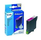 Pelikan 342416 - Cartucho de tinta Epson Stylus C64, C66, C84, CX6400, CX6600 - T0443 - MAGENTA