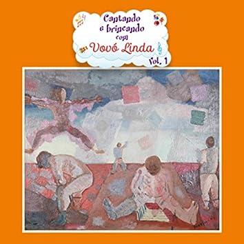 Cantando e Brincando com a Vovó Linda, Vol. 1