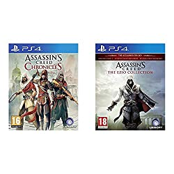 Product 1: Assassin's Creed Chronicles brings the thrill of being a Master Assassin to 2.5D. Players journey to three distinct civilizations and time periods throughout history, including the Ming dynasty at the start of its downfall, the Sikh Empire...