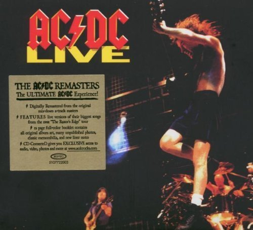 Live 92 by Ac/Dc (2003-02-14)