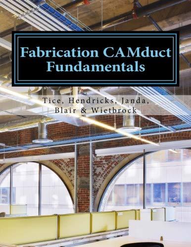 Fabrication CAMduct Fundamentals