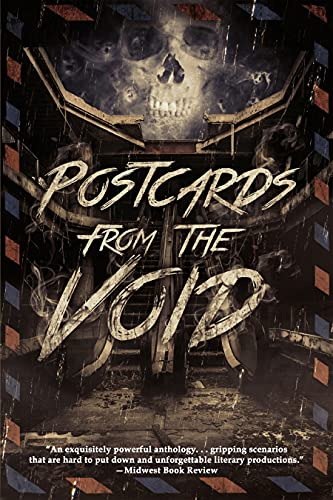 Postcards from the Void: Twenty-Five Tales of Horror and Dark Fantasy (English Edition)