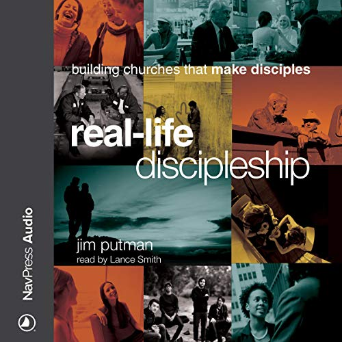 Real-Life Discipleship cover art